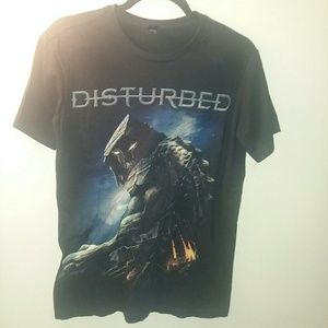 Disturbed band shirt size small